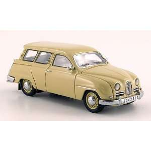 Saab 95, 1964, Model Car, Ready made, Neo Scale Models 1