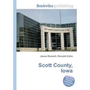 Scott County, Iowa Ronald Cohn Jesse Russell Books