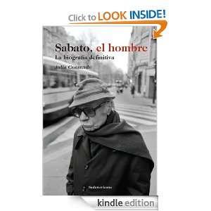Sabato, el hombre (Spanish Edition): Constenla Julia: