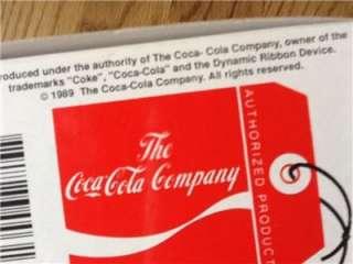 Cola Vending Machine AM FM Radio Original Box Soda Pop Barbie