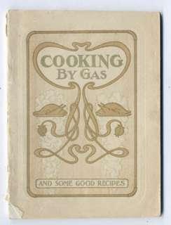 1902 DETROIT STOVE CO RECIPE & ADV OLD BOOKLET CI439