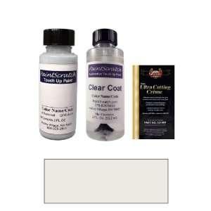 2 Oz. Chrome Silver Metallic Paint Bottle Kit for 2004