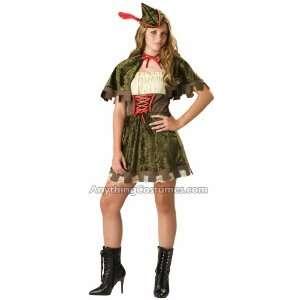 Robin Hood Teen Costume for girls Toys & Games