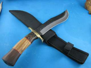 New 13 Survival Kukri Machete Bowie Hunting Knife H52