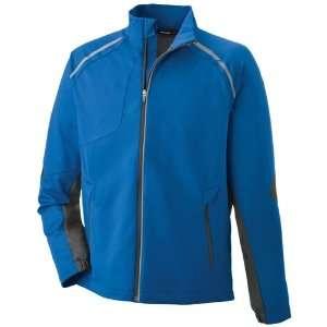 Ash City Mens Dynamo Hybrid Performance Soft Shell Jacket