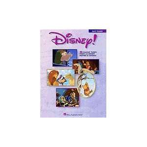 Disney Easy Piano Book Musical Instruments