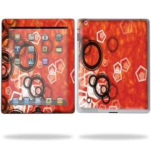 Skin Decal Cover for Apple iPad 2 2nd Gen or iPad 3 3rd Gen Tablet E