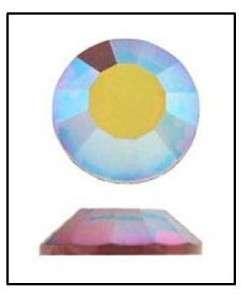 SIAM AB Swarovski Crystal Rhinestone 12 pcs 5mm 20ss