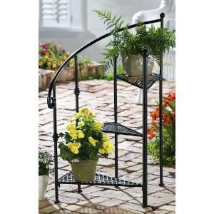 Tier Garden Plant Stand By Collections Etc Patio, Lawn & Garden