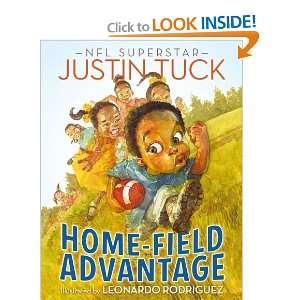 Advantage (9781442403697) Justin Tuck, Leonardo Rodriguez Books