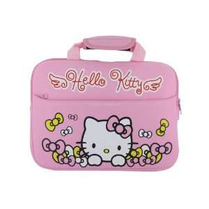 Hello Kitty Shockproof Elastic Bag Case for 10 Laptop