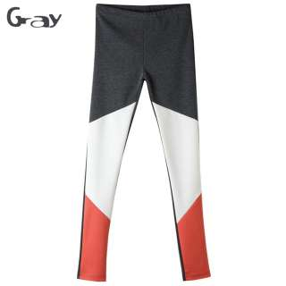 Colored Leggings Tights Pants for Women   3 Colors