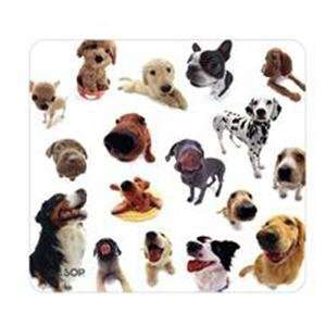 NEW Dog Group Mouse Pad (Input Devices): Office Products