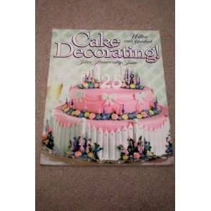Cake Decorating    Silver Anniversary Issue Wilton Enterprises Books