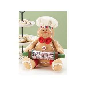 Ginger Baker Candy Holder Kit