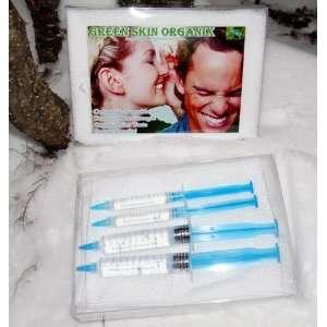 Pro Teeth Whitening Mint Gel Kit by Green Skin Organix