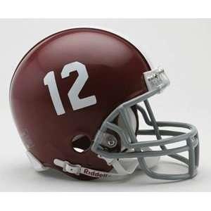Alabama Crimson Tide Riddell Mini Football Helmet Sports
