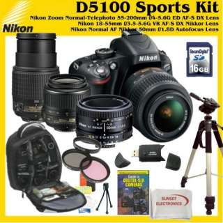 SDHC Memory + SLR Jumpstart Guide DVD + Deluxe Weather Resistant