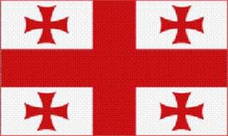 MEDIEVAL CRUSADER TEMPLAR KNIGHT FLAG   Large 5 X 3