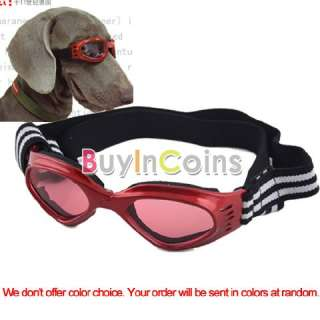 Fashion Cute Pet Puppy Dog Sunglasses Goggles UV Eyes Protection