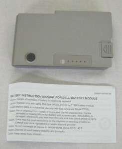 C1295 Laptop Battery for Dell Latitude D530 D600 D510 Battery