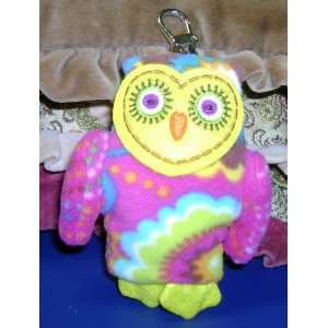 Bakers Count Me In Girl Scout OWL Plush Retro Keychain Toys & Games