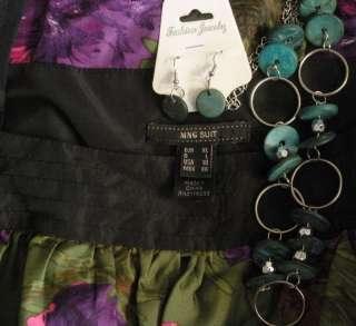 WOMEN CLOTHES LOT M/L SZ 10/12 H&M DAN BUCHMAN GAP SAKS OLD NAVY Top