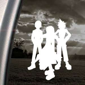 Soul Eater Decal Maka Death The Kid Window Sticker