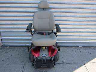 Pride Mobility (Scooter Store) TSS300 Jazzy Select Elite Power Chair