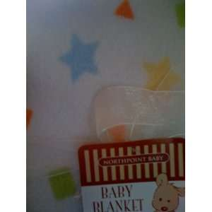 Northpoint Baby Blanket   Small Yellow Ducks and Pastel