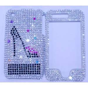 Diamond Rhinestone Bling Case For Iphone 3G 3GS #S18