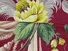 1930s Deco Renaissance Flowers & Swags Vintage Barkclo
