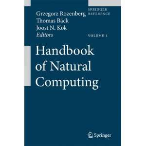 , Thomas Bäck, Joost N. Kok 9783540929109  Books
