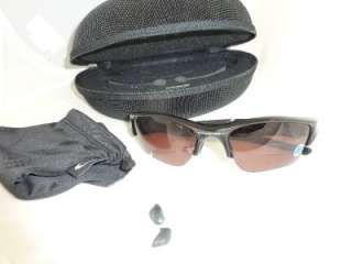 OAKLEY Flak Jacket XLJ Jet Black VR28 POLARIZED 24 020