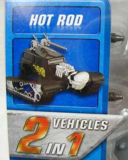 Custom Motors Starter Set HOT ROD Car Interchangable Easy Snap