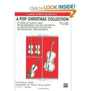 Classic String Quartets) (9780769233024) Rosenhaus, Steven L. Books