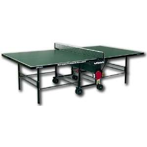 Outdoor Playback Rollaway Table Tennis Table
