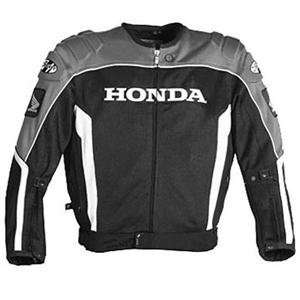 Joe Rocket Honda CBR Mesh Jacket   3X Large/Silver/Black