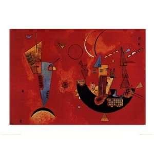 Mit und Gegen, c.1929   Poster by Wassily Kandinsky (31