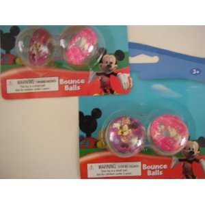 Disney Mickey Mouse Clubhouse Minnie & Daisy Mini Bounce