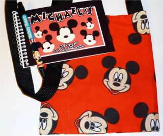 Personalized DISNEY MICKEY MOUSE Autograph Book/Bag/Pen