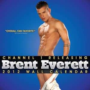 Channel 1 Releasing Brent Everett 2012 Wall Calendar