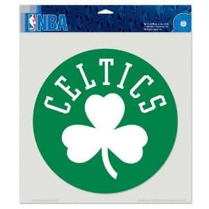 Boston Celtics 8 Die Cut Decal