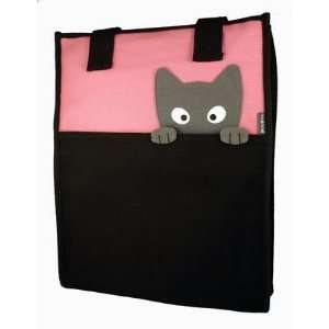 Don Don P@W Pink & Black Tote Bag