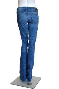 Lucky Brand Jeans Womens Zoe Boot Legend 6/28 NWT