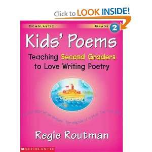 Kids Poems: Regie Routman: Books