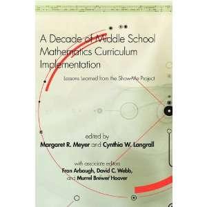 ) (9781607520139) Margaret R Meyer, Cynthia W Langrall Books