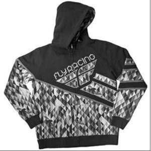 Fly Racing Fly Racing Kinetic Hooded Sweatshirt / Jacket