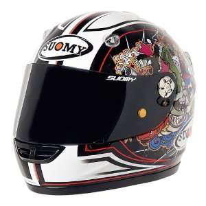 Suomy Vandal Mirror XX Large Full Face Helmet Automotive