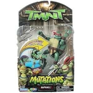 TMNT Mutations Toys